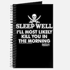Sleep Well Journal