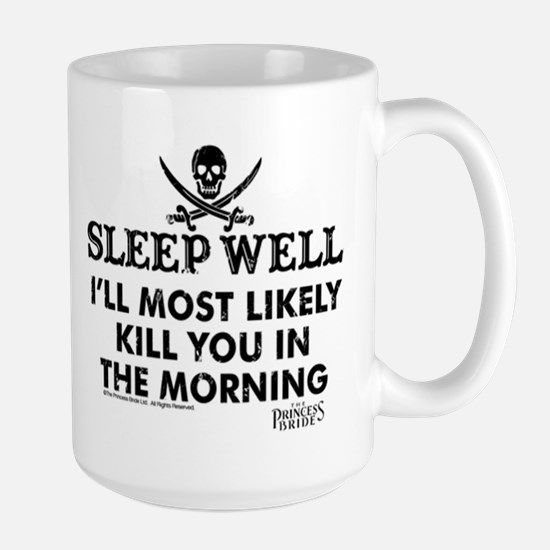 Sleep Well Large Mug Mugs
