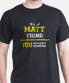 Cool Matt T-Shirt
