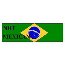 brazil Bumper Bumper Sticker