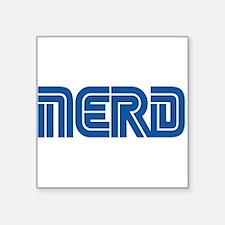 sega nerd Sticker
