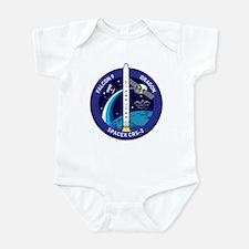CRS-2 Logo Infant Bodysuit