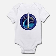 SpX 2 Logo Infant Bodysuit