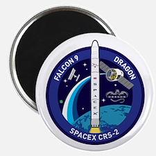 SpX 2 Logo Magnet