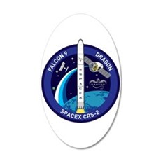 CRS-2 Logo Wall Decal