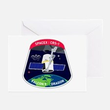 CRS-1 Logo Greeting Cards (Pk of 10)