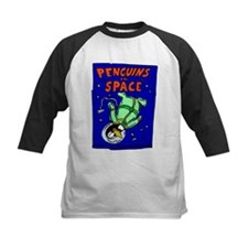 Penguins In Space Tee