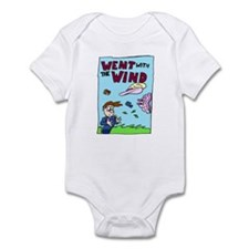 Went with the Wind Infant Bodysuit