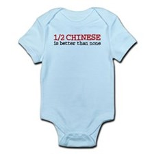 Half Chinese Infant Bodysuit