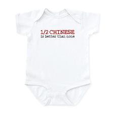 Half Chinese Onesie