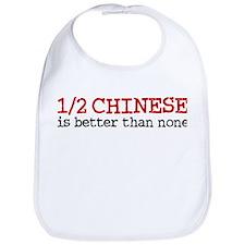 Half Chinese Bib