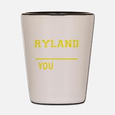 Unique Ryland Shot Glass