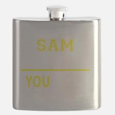 Funny Sam Flask