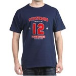 North Carolina 12 Dark T-Shirt