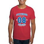 South Carolina 08 Dark T-Shirt