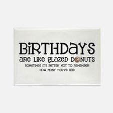 Glazed Donuts Magnets
