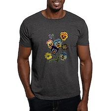 PARADE OF PANSIES T-Shirt