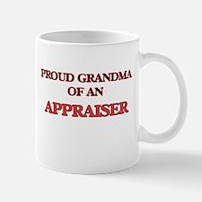 Proud Grandma of a Appraiser Mugs