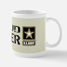 U.S. Army: Proud Sister (Sand) Mug