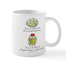 Med School Brain Mug