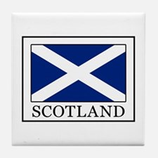 Scotland Tile Coaster