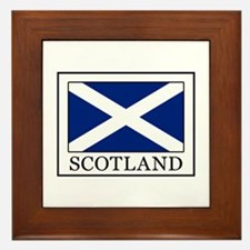 Scotland Framed Tile