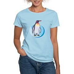 King Penguin Design T-Shirt
