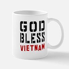 God Bless Vietnam Mug