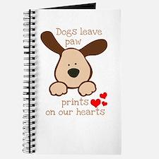 Cute Adopt shelter dog Journal