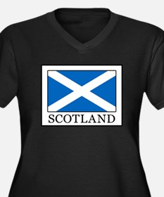 Scotland Plus Size T-Shirt