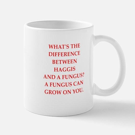 haggis Mugs