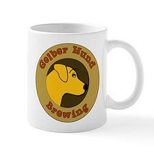 Gelber Hund Mug