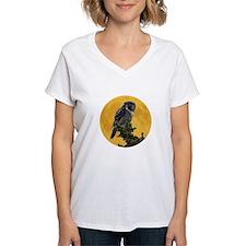 Owl and Moon Shirt