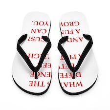 pittsburgh Flip Flops