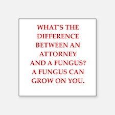 attorney Sticker