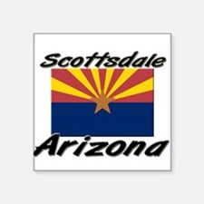 Scottsdale Arizona Rectangle Sticker