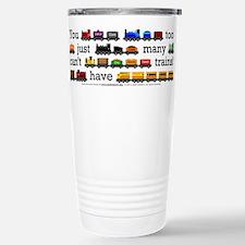 Cute Toy trains Travel Mug