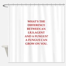irs Shower Curtain