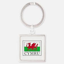 Cymru Keychains