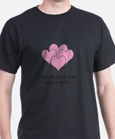 hearts family T-Shirt