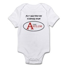 Escaping The Asylum Infant Bodysuit