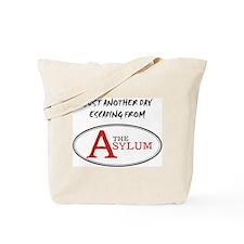 Escaping The Asylum Tote Bag
