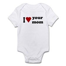 I Love Your Mom Onesie