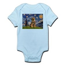 Starry Night/Border T Infant Bodysuit