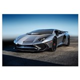 Exotic car Wrapped Canvas Art