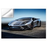 Exotic car Wall Decals