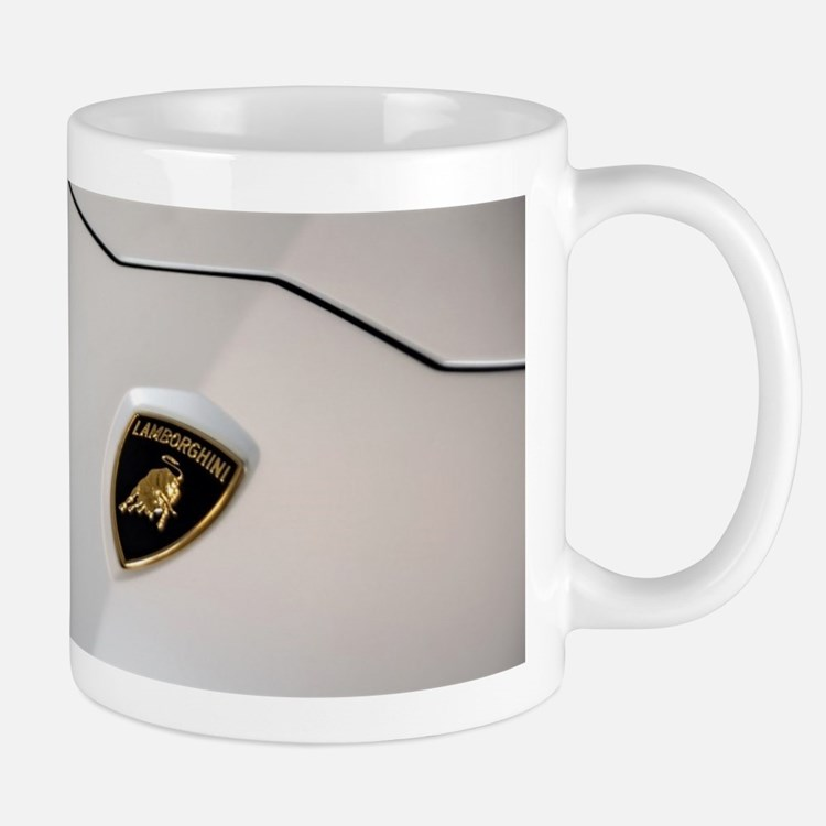Aventador Pirelli Hood Mugs