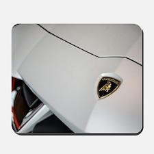 Aventador Pirelli Hood Mousepad