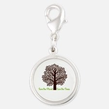 Save the Planet . . . Save the Trees Charms