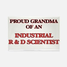 Proud Grandma of a Industrial R & D Scient Magnets